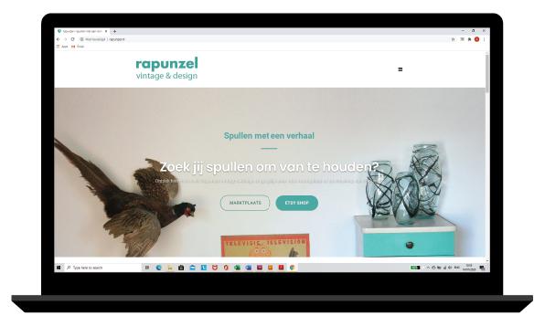 website Rapunzel